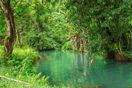 lagoon: Blue lagoon, Vang vieng, Laos