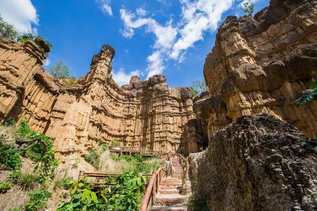 wang: Phachor in Mae Wang National Park Chiang mai, Thailand