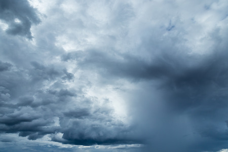 rainclouds: Rainclouds or Nimbus in rainy season