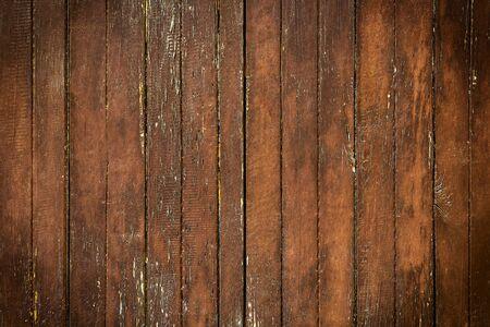 vecchia struttura in legno e lo sfondo con lo spazio