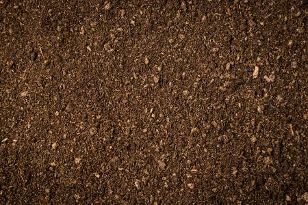 close up bodem veenmos vuile achtergrond en textuur