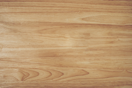 wood brown grain texture, dark wall background, top view of wooden table with copy space.