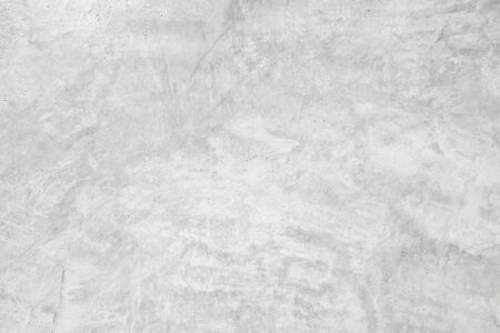 Texture of old gray concrete wall for background with copy space.