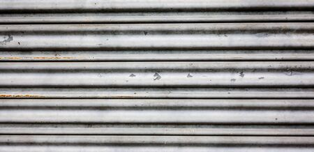 Panorama Texture of Grunge Rusty Steel Floor Plate for Background