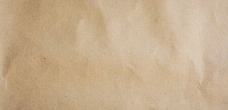 Panorama old brown paper background texture Фото со стока