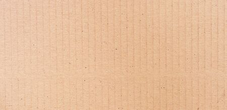 Panorama of brown paper texture and background and texture with copy space Фото со стока