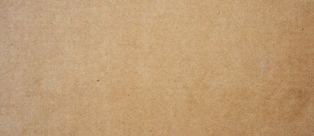 brown paper background and texture with copy space Banque d'images