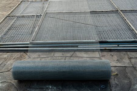 small hole wire mesh for birds cage or animals fence