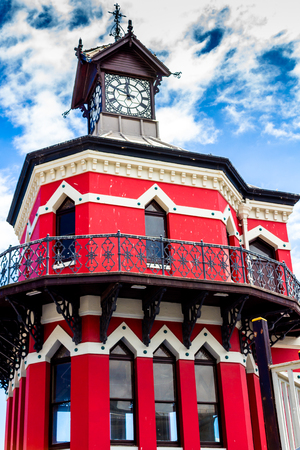The Clock Tower, viscinity of Nelson Mandela Gateway, Victoria & Aflred Waterfront, Cape Town, South Africa