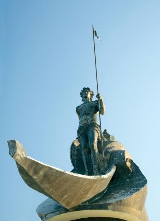 shallop: Sculpture