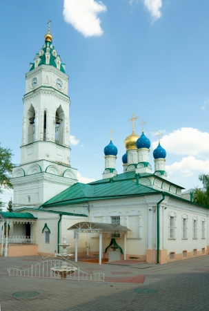 Orthodoxy church of the Annunciation  1692 , Tula, Russia