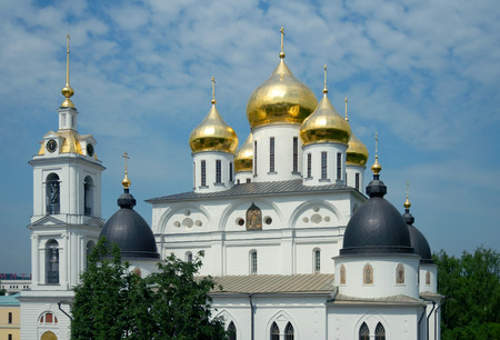 assumption: Cathedral of the Assumption  circa 1507-1533  in Dmitrov