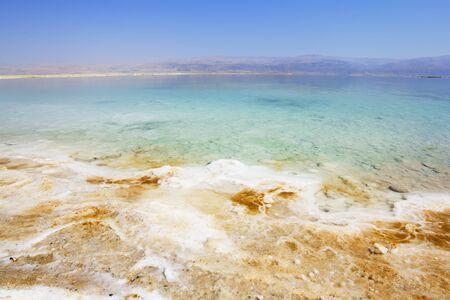 dead sea: The dead sea in Israel