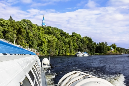 Valaam monasteryValaam Island, Lake Ladoga photo