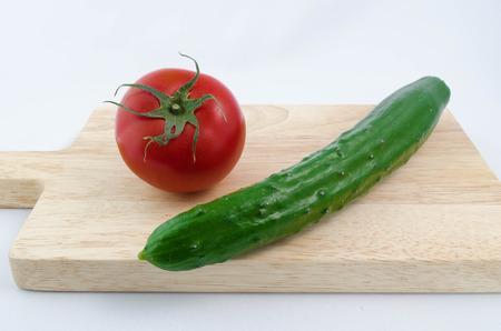 lycopene: Tomato and cucumber