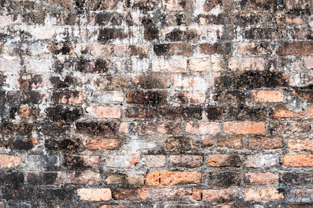 backgruond: Texture or backgruond of old brick wall. Stock Photo