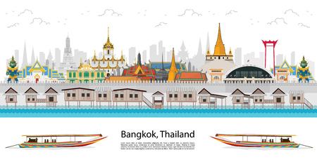 Voyage en Thaïlande et monuments