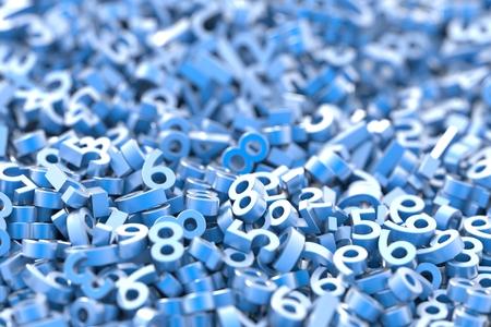nombres: Les nombres al�atoires fond