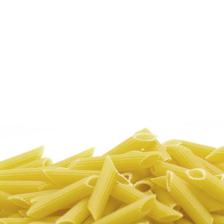 studio photography: Italian pasta, studio photography Stock Photo