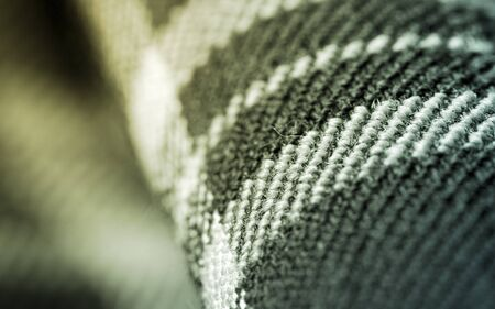 textile industry: Tweed, textile industry background Stock Photo