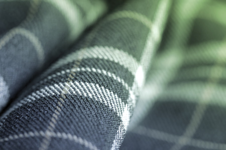 Tweed, textile industry background Stock fotó