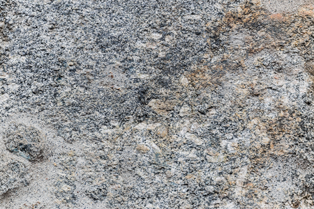 granite wall: Stone granite wall texture, front view
