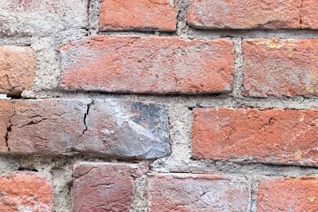 outdoor photo: Brick wall texture, outdoor photo Stock Photo