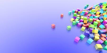 complexity: Original three dimensional background