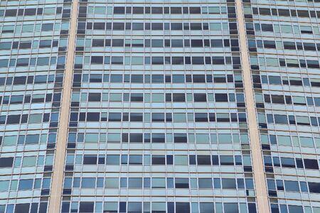 pirelli: Pirelli skyscraper facade, Milan, Italy Stock Photo