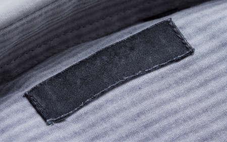 textile industry: camisa de algodón elegante macro fotografía, la industria textil de fondo