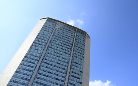 pirelli: Milan iconic Pirelli skyscraper, Italy