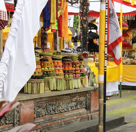 hinduist: Hinduist worship in Bali, Indonesia
