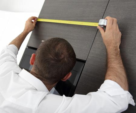 home interiors: Home interiors design and renovation concepts Stock Photo