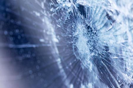 outdoor photo: Broken glass texture, outdoor photo