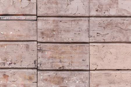 outdoor photo: Wooden door texture, outdoor photo Stock Photo