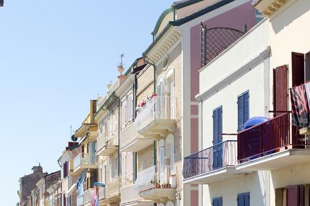 recanati: Porto Recanati is a traditional seaside town in central Italy