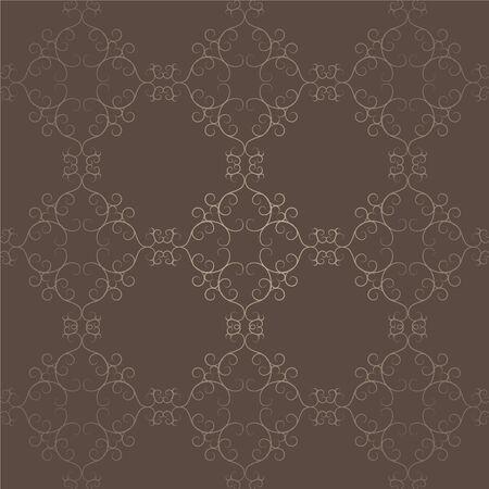 orient: Abstract Ethnic Victorian Orient Ethnic Pattern Background Illustration
