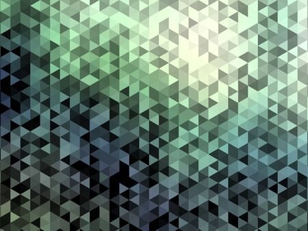 hightech: A illustration of abstract geometric polygon triangle grid background.