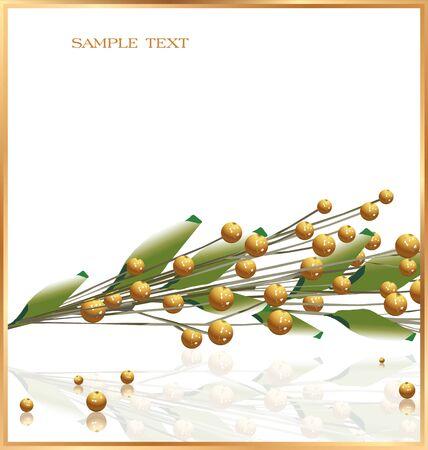 Christmas card Stock Vector - 19156334