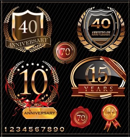 anniversary party: Disegno Anniversario
