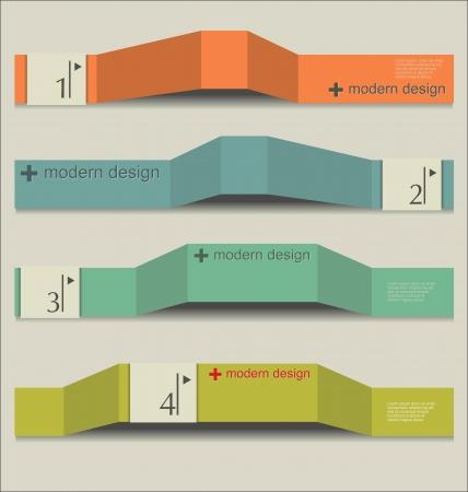Modern Design template Stock Vector - 19510871