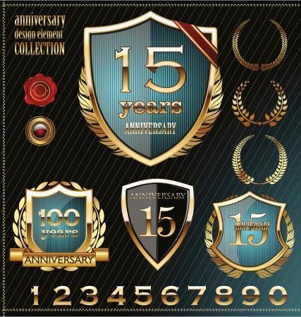 campeão: Etiquetas anivers