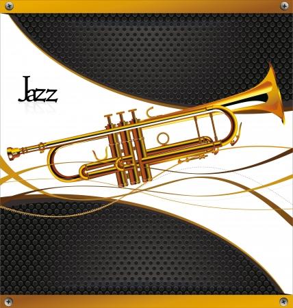 Jazz concert poster Stock Vector - 19566505
