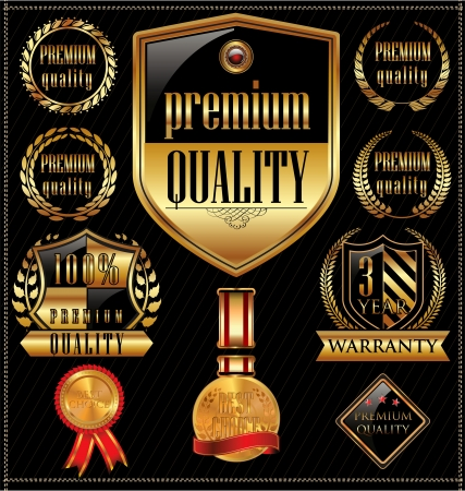 star quality: Premium Quality Labels
