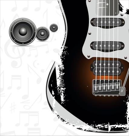 tremolo: Music background