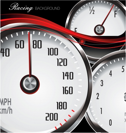 rpm: Racing background
