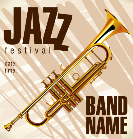 jazz Stock Vector - 20168956