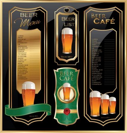 beer label: Beer list