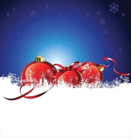 season greetings: No?l et nouvel an fond