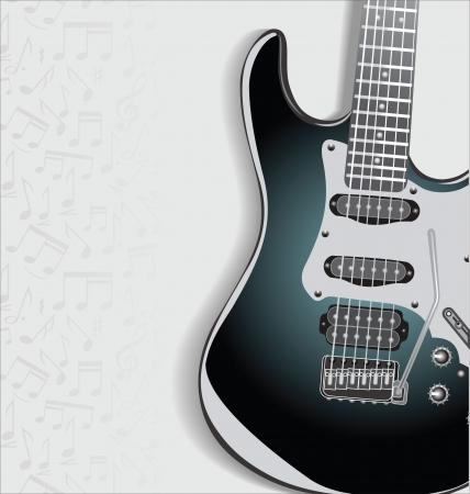 Rock-Konzert-Plakat Standard-Bild - 21317283